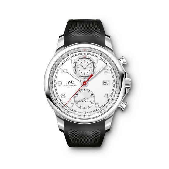 IWC Portugieser Yacht Club Chronograph Watch