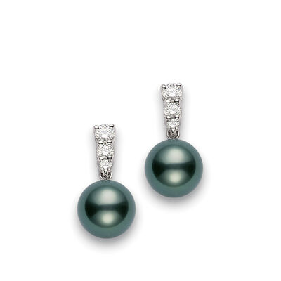 and detail pearl mikimoto diamond earrings classic akoya cfm drop jewelers king