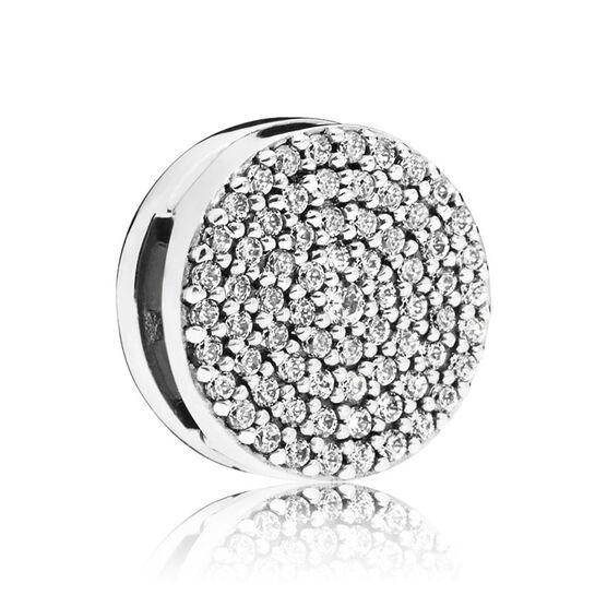 Pandora Reflexions™ Dazzling Elegance CZ Clip Charm