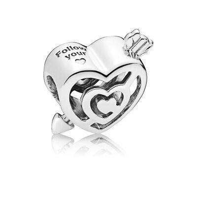 Pandora Path to Love Charm