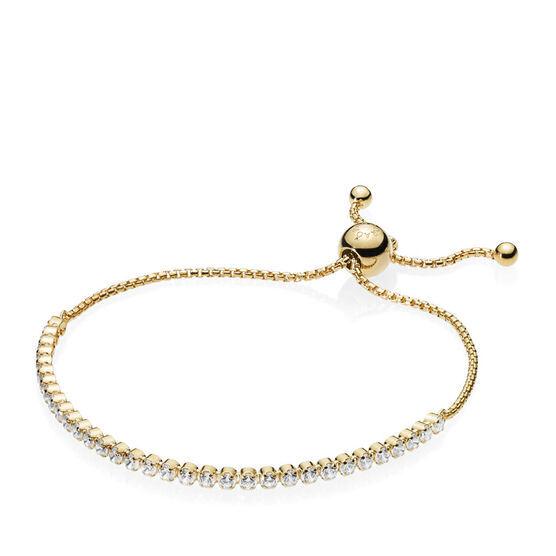 Pandora Shine Sparkling Strand Cz Bracelet 560524cz