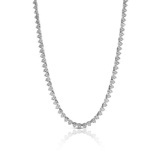 Riviera Diamond Necklace 14K, 5.75 ctw.