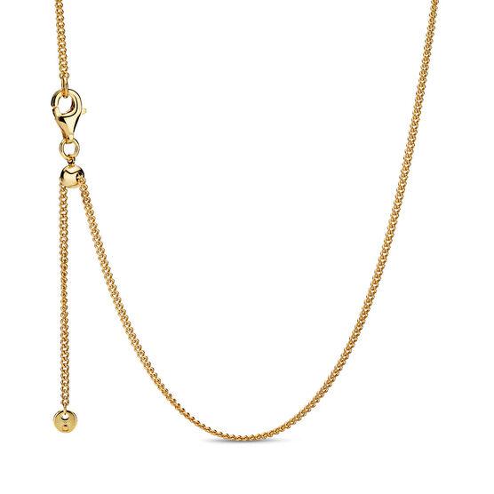 Pandora Shine™ Adjustable Curb Chain Necklace