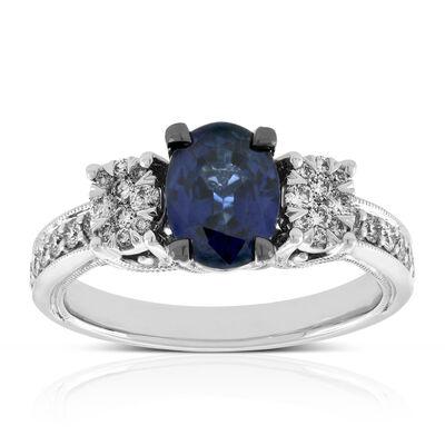 Gemstone Wedding Rings.Gemstone Engagement Rings Ben Bridge Jeweler