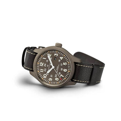 Hamilton Khaki Field Mechanical Watch, 50mm
