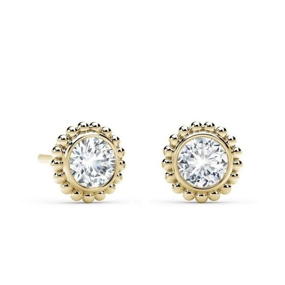 Forevermark Tribute™ Collection Diamond Stud Earrings 18K