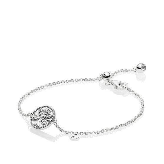 Pandora Tree of Life CZ & Enamel Bracelet