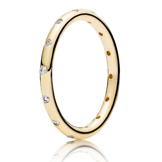 Pandora Droplets Ring 14K