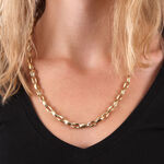 Toscano Stampato Chain Necklace 14K, 24""