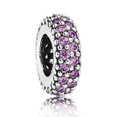 PANDORA Inspiration Within Spacer in Purple