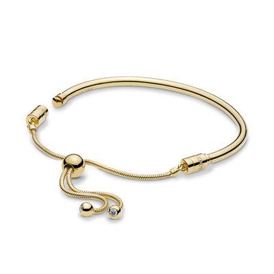 PANDORA Shine™ CZ Sliding Bangle Bracelet