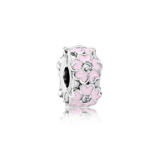 Pandora Pink Primrose Clip