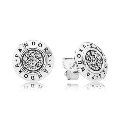 PANDORA Signature Earrings