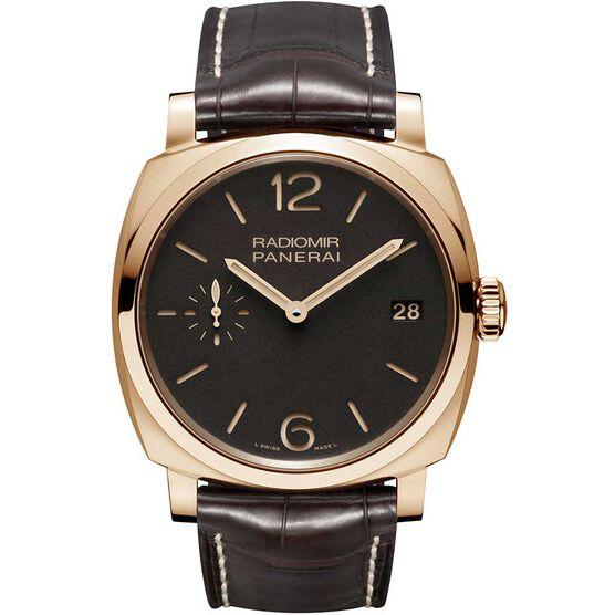 PANERAI Radiomir 1940 18K Rose Gold Watch