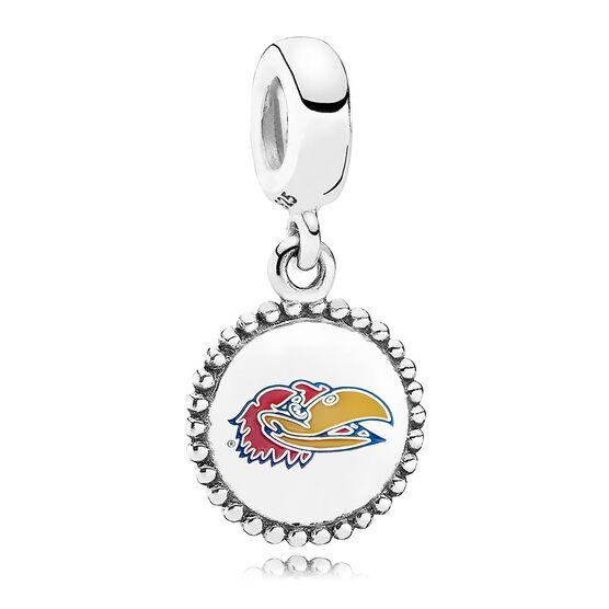 Pandora Jewelry Kansas City: PANDORA University Of Kansas Collegiate Charm