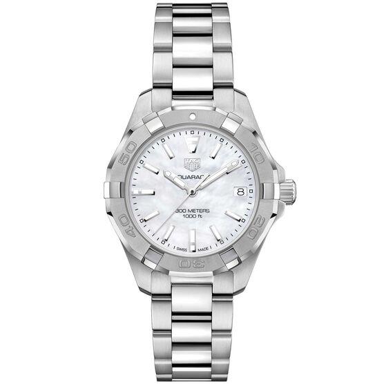 TAG Heuer Aquaracer Mother of Pearl Quartz Watch
