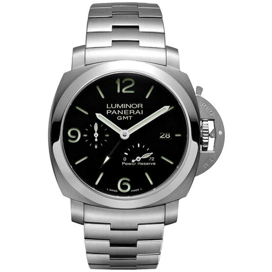 PANERAI Luminor 1950 GMT Automatic Watch