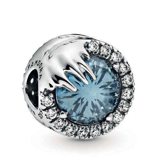 Pandora Disney, Frozen Winter Crystal & CZ Charm