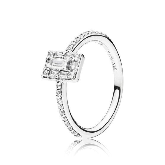 Pandora Luminous Ice CZ Ring