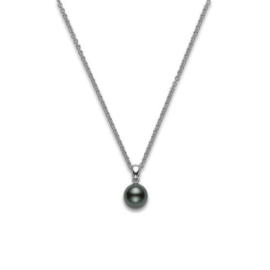 Mikimoto South Sea Tahitian Cultured Pearl Pendant, 8mm, 18K
