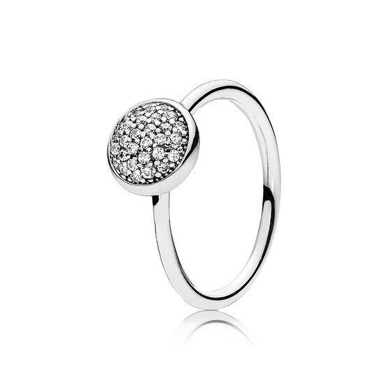Pandora Dazzling Droplets CZ Ring