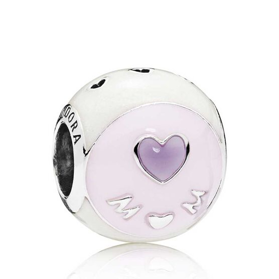 Pandora Love Mom Enamel Charm 797057enmx Ben Bridge