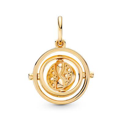 Pandora Shine™ Pandora Harry Potter, Spinning Time Turner Pendant