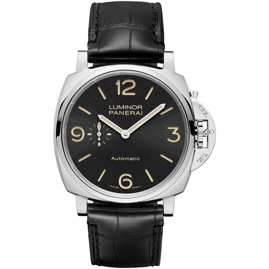 PANERAI Luminor Due Automatic Acciaio Watch
