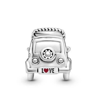 Pandora Electric Car Charm