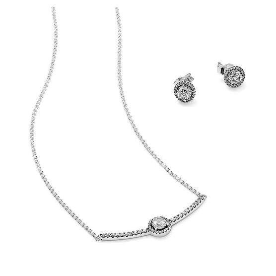 Pandora Classic Elegance CZ Gift Set