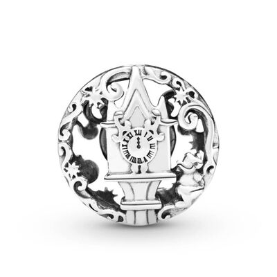 Pandora Disney Cinderella Midnight Pumpkin Charm