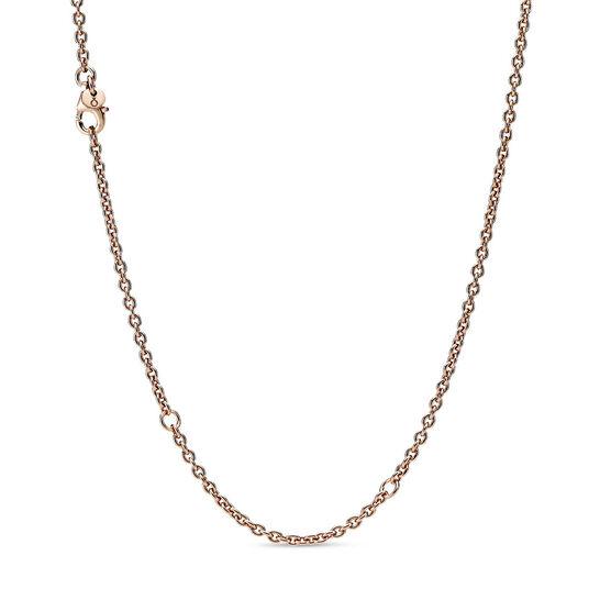 Pandora Rose™ Adjustable Curb Chain Necklace