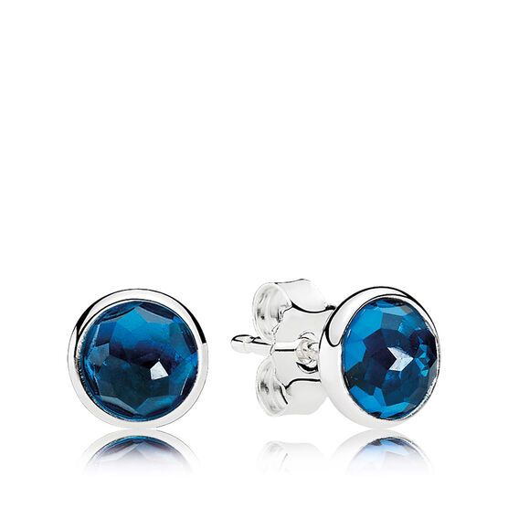Pandora December Droplets Earrings