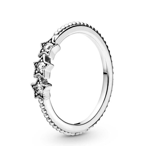 Pandora Celestial Stars CZ Ring