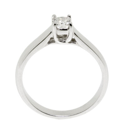 Ikuma Canadian Diamond Solitaire Ring 14K, 1/3 ct.