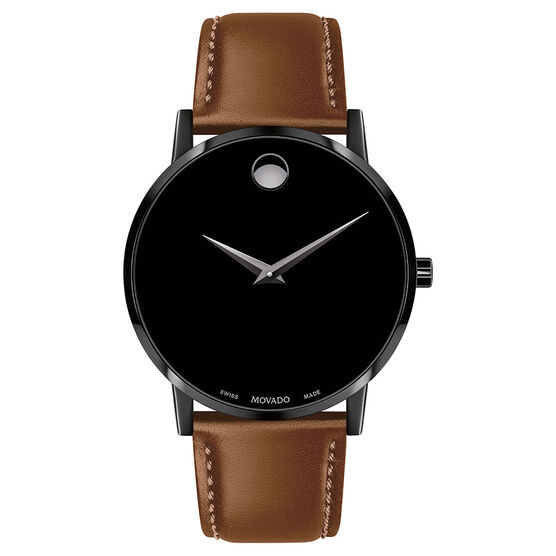 Movado Museum Classic Black Dial Watch