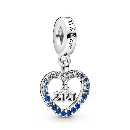 Pandora Limited Edition 2020 New Year Dangle Charm