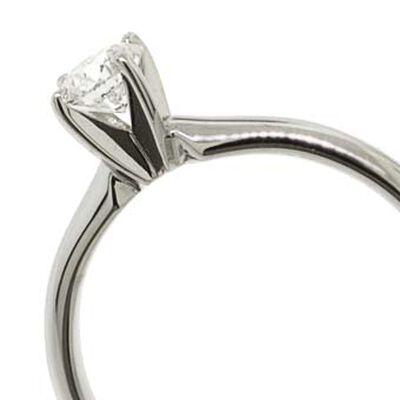 Ikuma Canadian Diamond Ring 14K, 1/4 ct.