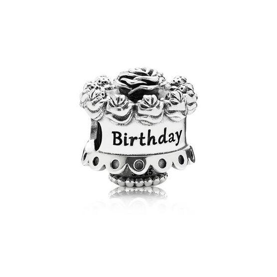 Pandora Happy Birthday Cake Charm
