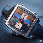TAG Heuer Special Edition Gulf Monaco Automatic Watch