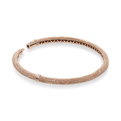 PANDORA Rose™ Matte Brilliance Bangle Bracelet
