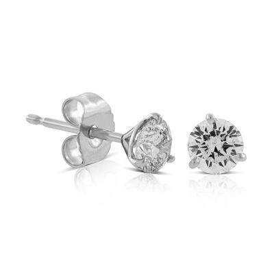 Ikuma Canadian Diamond Earrings 14K, 3/4 ctw.