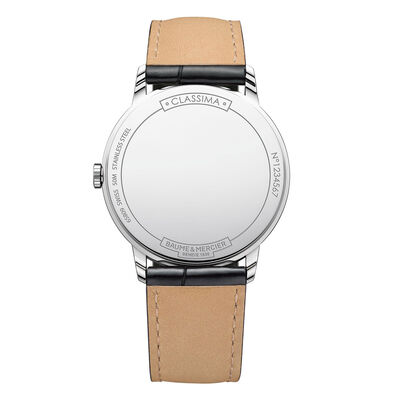 Baume & Mercier CLASSIMA Quartz Watch