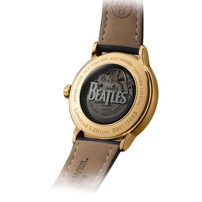 Raymond Weil Maestro 'The Beatles Sgt. Pepper's Limited Edition' Mechanical Watch, 40mm