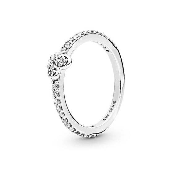 Pandora Bedazzling Butterfly CZ Ring