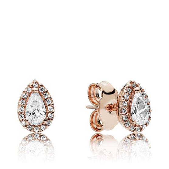 Pandora Rose™ Radiant Teardrops CZ Earrings