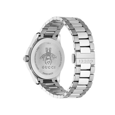 Gucci G-TIMELESS Black Dial Ladies Watch