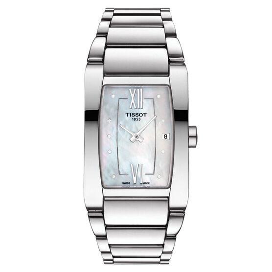 Tissot Generosi-T T-Lady Diamond Markers Quartz Watch, 27.5mm