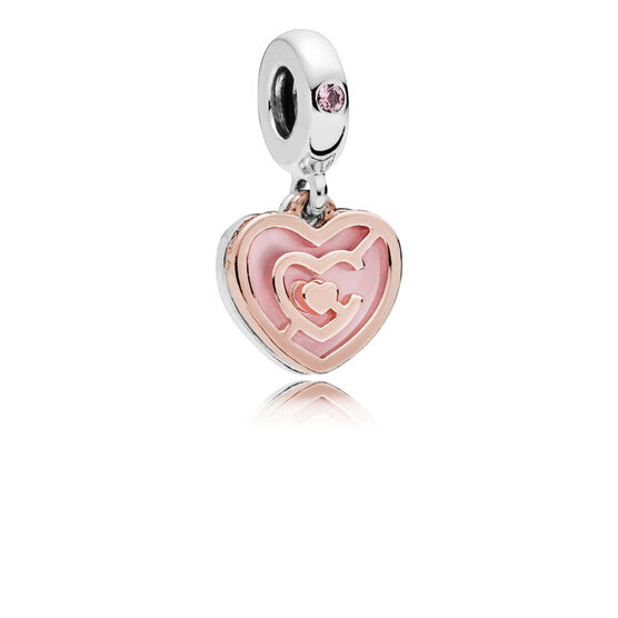 Pandora Path to Love Crystal & Enamel Charm