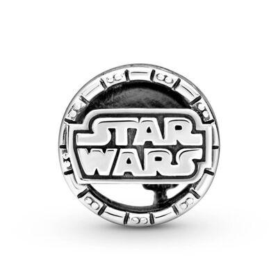 Pandora Star Wars C-3PO & R2-D2 Openwork Charm